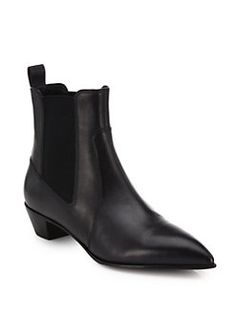 Marc by Marc Jacobs - Reboot Lou Leather Chelsea Boots
