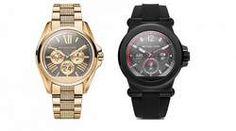 Voor geeky fashionistas: Michael Kors brengt smartwatch uit