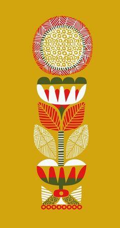 Sanna Annukaka illustration from 'The Snow Queen' by Hans Christian Andersen, 2015 (Penguin Random House) Linocut Prints, Poster Prints, Graphic Design Illustration, Illustration Art, Love Doodles, Background Design Vector, Indian Folk Art, Collage, Scandinavian Art