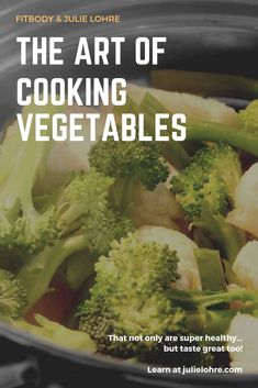 It can be hard to find healthy ways to cook vegetables that taste good. Why you need to be eating more vegetables and the best way to cook vegetables! Yellow Vegetables, Veggies, Most Nutritious Vegetables, Healthy Cooking, Healthy Eating, Protein Powder Recipes, Fat Burning Foods, Health Magazine, Nutrition Plans