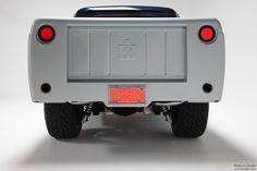 "Scout 80 ""Unbound"" hot rod truck"
