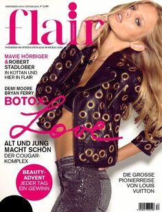 Flair Magazine [Austria] (January 2011) - Lana