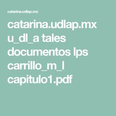 catarina.udlap.mx u_dl_a tales documentos lps carrillo_m_l capitulo1.pdf
