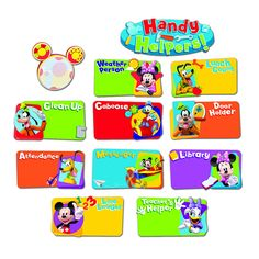 MICKEY MOUSE CLUBHOUSE HANDY