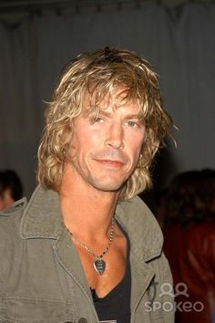 Duff McKagan at the Dielsel Fashion