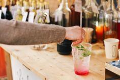 lemonade | drink | cordials | Herbert sirupy | SKØG Urban Hub | pop-up | Brno