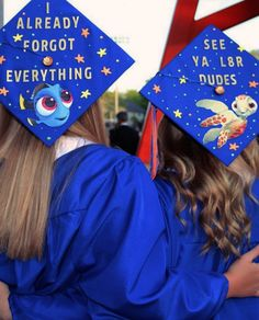 Abschluss-Kappe die Ideen verziert - Site heute - - Best Picture For DIY Graduation signs For Your Taste You are looking for something, and it is go Funny Graduation Caps, Graduation Cap Designs, Graduation Cap Decoration, Graduation Diy, Decorated Graduation Caps, Funny Grad Cap Ideas, Disney Graduation Cap, Graduation Pictures, Graduation Cap And Gown