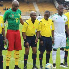 Eliminatoires CAN 2017, Cameroun 1-0 Mauritanie : le nom de Eto'o scandé (images)* :: CAMEROON