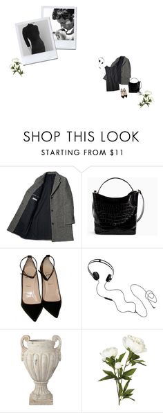"""""""Stockholm"""" by iron-lotus ❤ liked on Polyvore featuring Zara, GAB, Margaret Howell, Christian Louboutin, AIAIAI and OKA"""