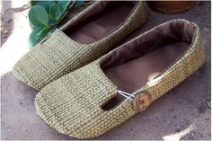 Fun and Easy Hand-Sewn Slippers