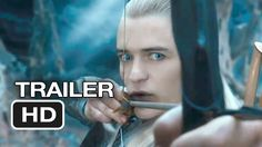 It's HERE!!!! The Hobbit: The Desolation of Smaug International Trailer (2013) - Lord of the Rings Movie HD