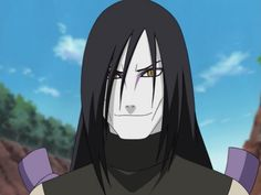 """Orochimaru (Naruto) : """"A world of everlasting peace would certainly be a very dull world. I prefer to keep things moving through a cycle of destruction."""""""