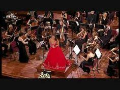 Non piu mesta. From Rossini's La Cenerentola. Sung by Cecilia Bartoli