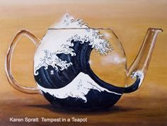 Tart Talk with Alexia & Jane (Vol. 1): Tempest in a Teapot