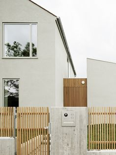 Residential house S. Allgäu, Residential house / Detached house / Low energy house & … - All About Balcony Architecture Résidentielle, Romanesque Architecture, Cultural Architecture, Education Architecture, Classic Architecture, Detached House, Single Family, Gallery, Montpellier