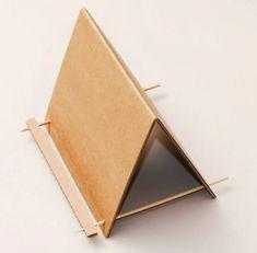 Fabrication de cadre en carton , Technique de cartonnage