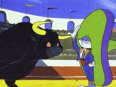 El Toro & Bugs Bunny. ''Bugs vs Bully''. Canción ''Las Chiapanecas''.