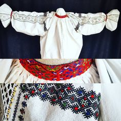Folk Costume, Costumes, Folk Embroidery, Blouses For Women, Off Shoulder Blouse, Textiles, Popular, Traditional, Instagram Posts