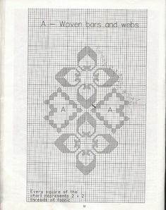 Photo Types Of Embroidery, Hand Embroidery Stitches, Hand Embroidery Designs, Embroidery Patterns, Needlepoint Patterns, Cross Stitch Patterns, Cross Stitch Charts, Broderie Bargello, Monks Cloth
