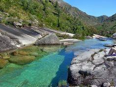 Parque Nacional da Peneda-Gerês . Portugal