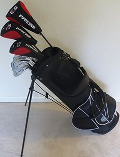 Senior Men's Golf Set Complete Clubs Driver, Fairway Wood, Hybrid, Irons, Putter Graphite