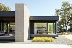 Perfect   Marmol Radziner - California home