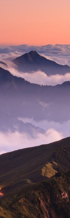 ♥ Hehuan Mountains - Sam yaoo