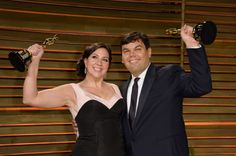 """The Adorable Husband-and-Wife Duo Behind """"Let It Go"""""""