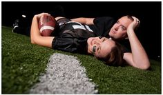 Maternity Photo Shoot Cheer Poms Or Football For Girl Or Boy Gender Reveal