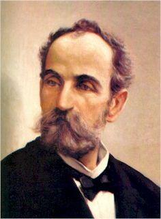 Hostos Day;  Puerto Rico;  January 14, 2013;  Birthday of Eugenio Maria de Hostos y Bonilla, Puerto Rican philosopher, scholar, prolific author, and outstanding patriot.