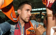 strootman signs for roma - Google Search