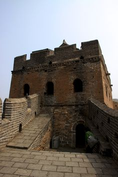 Grande muraille de Chine Building, Travel, Great Wall China, Buildings, Viajes, Traveling, Tourism, Outdoor Travel