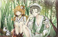 Udon and Nagashi Somen Bamboo Rice, Cookie Run, Food Fantasy, Yandere Simulator, Animal Crossing, Mobile Game, Videogames, Anime, Manga
