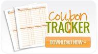 Coupon Tracker Download via MrsJanuary.com