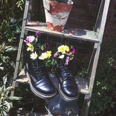#BootsInBloom Shared by zoeamydrew