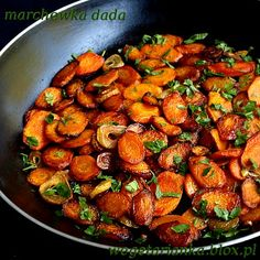 marchewka dada B Food, Good Food, Yummy Food, Veggie Recipes, Healthy Dinner Recipes, Cooking Recipes, Food Allergies, Food Inspiration, Healthy Eating