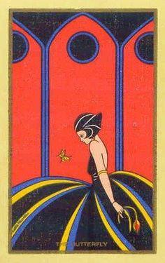 1000 images about art deco on pinterest art deco for Art deco illustration