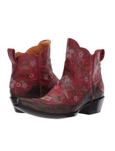 EU 36 Lola Ramona Hearts Elsie Boots NWT