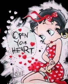 Betty Boop Valentines Day