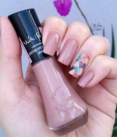 Perhaps you have discovered your nails lack of some modern nail art? Sure, recently, many girls personalize their nails with lovely … Elegant Nails, Stylish Nails, Trendy Nails, Sns Nails Colors, Nail Polish Colors, Heart Nail Designs, Nail Art Designs, Thanksgiving Nail Art, Modern Nails