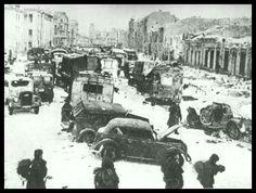 Stalingrad, Winter 1942/43.