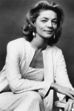 In Photos: Lauren Bacall's Effortless Glamour  - TownandCountryMag.com
