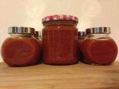 skinnymixer's Guest Recipe: Cailin's Thai Chilli Sauce