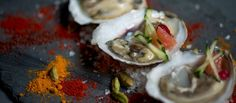 Oysters at Counting House