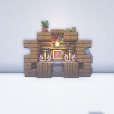 Diy Minecraft, Floating Shelves, Home Decor, Decorating Rooms, Decorations, Hacks, Decoration Home, Room Decor, Wall Shelves