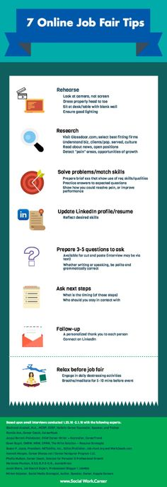pittsburgh job fair Career  Professional Development Pinterest - what to ask at a job fair