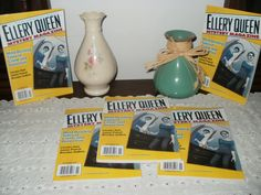 "November 2015 Ellery Queen Mystery Magazine contains my story ""A Killing at the Beausoleil"" prequel to the cozy novels Caught Read-Handed and Well Read, Then Dead."
