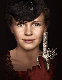 """Watch the trailer and read about """"Miss Scarlet and The Duke,"""" a new Victorian era period drama coming to PBS Masterpiece in Best Period Dramas, Period Drama Movies, Best Movies List, Good Movies To Watch, Matt Stokoe, Movies Quotes, Jane Austen Movies, Masterpiece Theater, Masterpiece Mystery"""