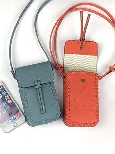 핸드폰 파우치   아이디어스 - 핸드메이드, 수공예, 수제 먹거리 Leather, Bags, Shoes, Fashion, Handbags, Moda, Zapatos, Shoes Outlet, Fashion Styles