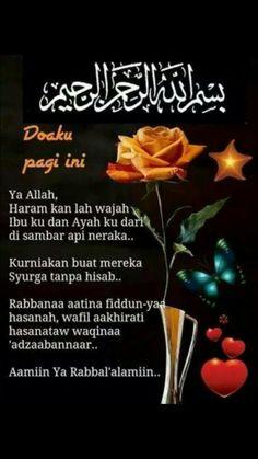 Morning Images, Good Morning Quotes, Quotes Sahabat, Muslim Greeting, Assalamualaikum Image, Good Morning Inspiration, Doa Islam, Tola, Muslim Quotes
